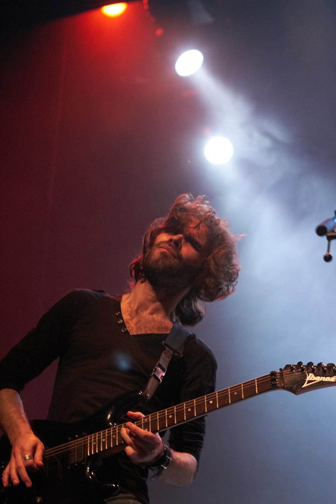 Pvk Photo | Photographe professionnel | Guitariste en concert