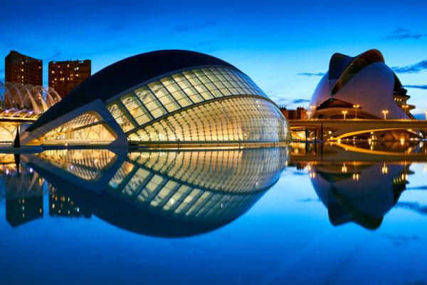 Cité des Arts et des Sciences Valence