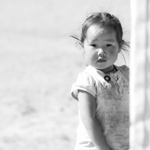 Pvk Photo | Enfant nomade mongol
