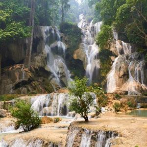 Pvk Photo | Cascade de Kuang Si, Luang Prabang