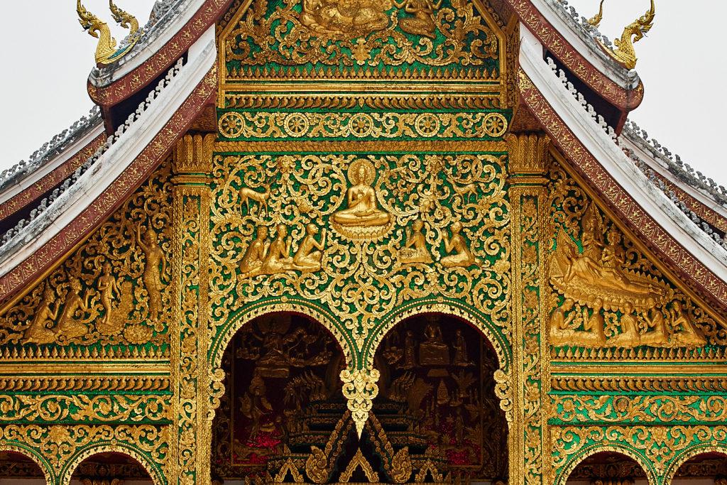Pagode Vat Xieng Thong Louang Prabang