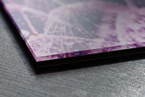 Pvk Photo | Tableau photo en verre acrylique matte, détail